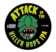 Mountain Goat Rare Breed Attack of the Killer Hops IPA