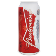 Budweiser 500ml Cans