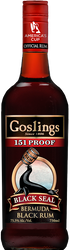 Black Seal Gosling 151 Proof