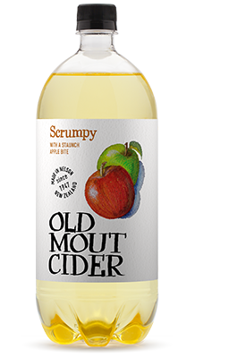 Old Mout Cider Scrumpy 1.25L