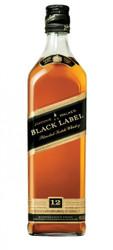 Johnnie Walker Black Label 12 Years Old 1Litre