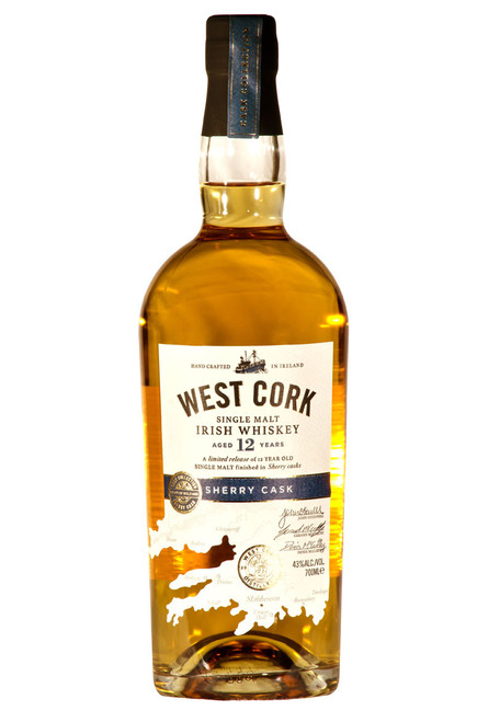 West Cork 12 Year Old Sherry Cask