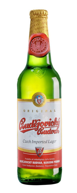 Budvar Czech Imported Lager - Case