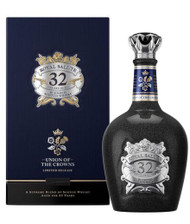 Chivas Royal Salute 32 Year Old - Union of Crowns