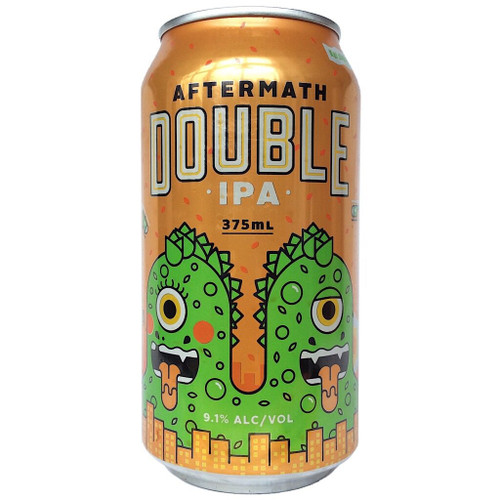 Aftermath Double IPA 330ml Cans