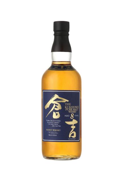 Kurayoshi 8 Year Old Malt Whisky