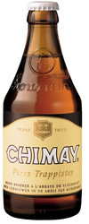 Chimay Triple / White 330ml - Case