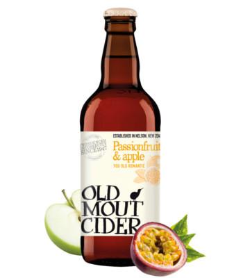 Old Mout Cider Passionfruit & Apple 500ml