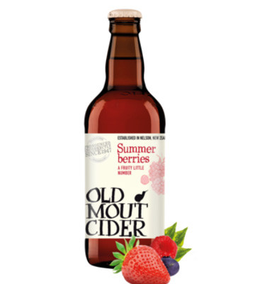 Old Mout Cider Summer Berries 500ml