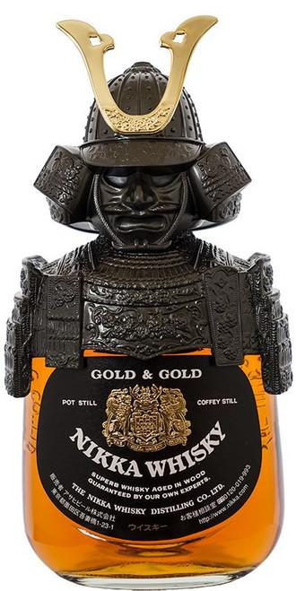 Nikka Gold & Gold Samuria 750ml