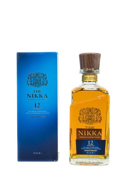 Nikka 12 Year Old 700ml