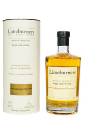 Limeburners American Oak 43% 700ml