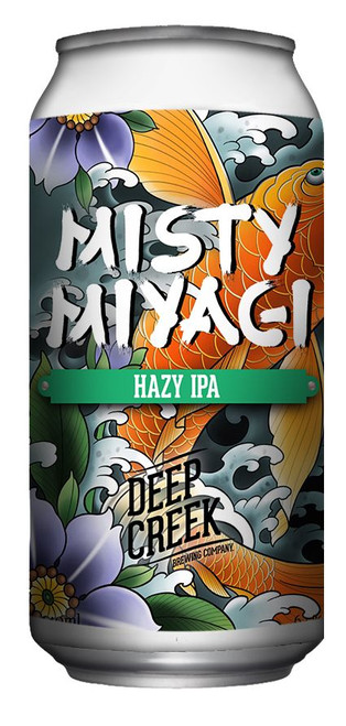 Deep Creek Misty Miyagi Hazy IPA - Single