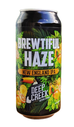 Deep Creek Brewtiful Haze 440ml - Single