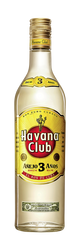 Havana Club Anejo 3 Anos 700ml