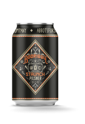 Bodriggy Staunch Pilsner 355ml - Case