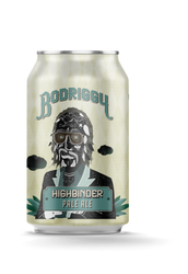 Bodriggy Highbinder Pale Ale 355ml - Case