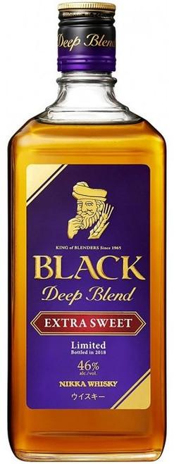 Nikka Black Deep Blend Extra Sweet Limited Bottled 2018 700ml