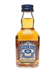 Chivas Regal 18years old 50ml