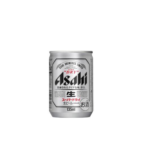 Asahi 135ml Can