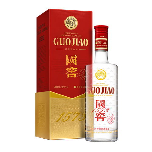 GuoJiao National Cellar 1573 Classic 500ml