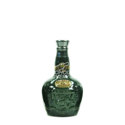 Chivas Regal Royal Salute 50ml - Emerald Colour