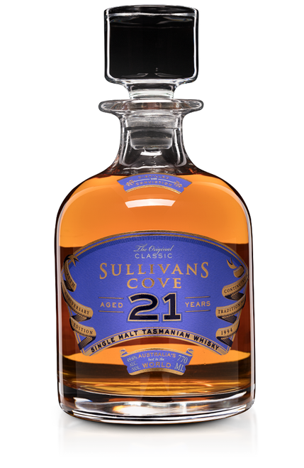 Sullivans Cove 21 Year Old - 25th Anniversary - 700ml