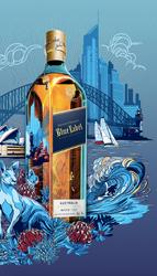 Johnnie Walker Blue Label Nomad Australia Limited Edition 700ml