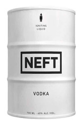 Neft Vodka White 700ml