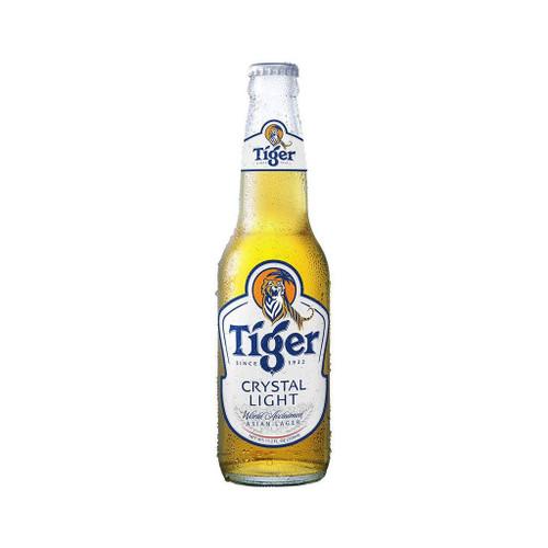 Tiger Crystal 330ml - Case