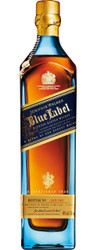 johnnie walker blue label new bottle