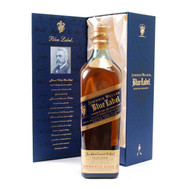 Johnnie Walker Blue Label Old Bottle