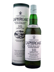 Laphroaig 10 Year Old 1Litre
