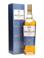 Macallan 12 Year Old Fine Oak 750ml ( Old Bottle )