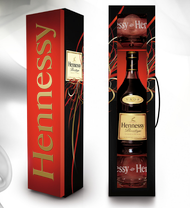 Hennessy VSOP Glass Pack