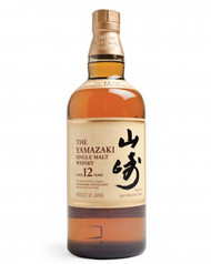Yamazaki Single Malt Whisky 12 Year Old