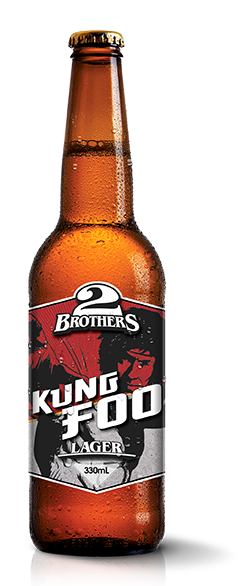 Kung Foo Rice Lager