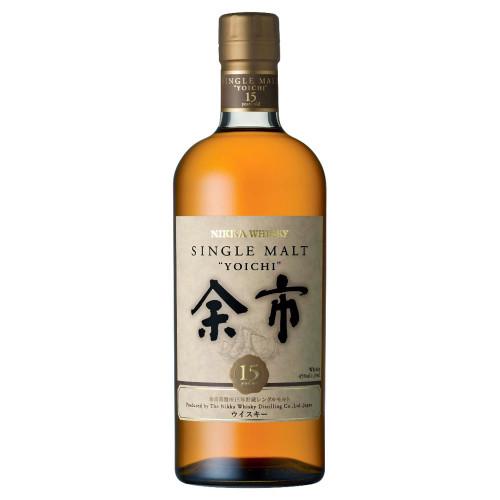 Nikka Whisky Yoichi 15 Years