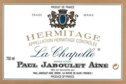 Hermitage La Chapelle Paul Jaboulet Aine