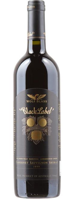 Wolf Blass Black Label 1999