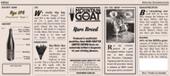 Mountain Goat Rare Breed Rye IPA