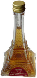 Brandy XO Eiffel Tower 50ml