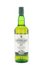 Laphroaig 18 year old Whisky