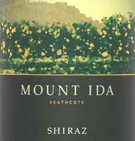 Mount Ida Shiraz 1999