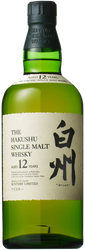 Hakushu Single Malt Suntory Whisky 12 Years