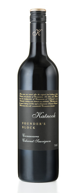 Katnook Founder's Block Cabernet Sauvignon