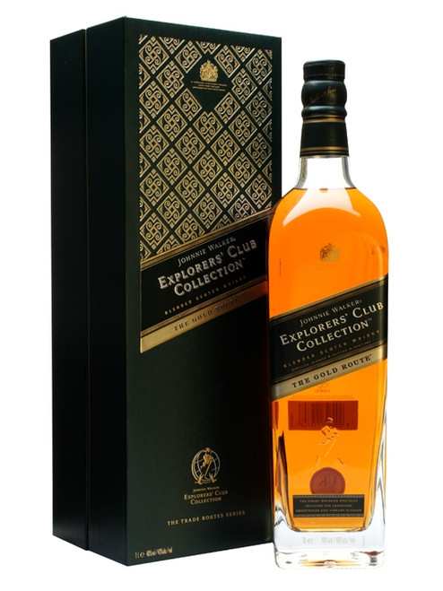 Johnnie Walker Explorers Club Gold Route