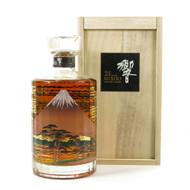 Hibiki 21 Year Old Mount Fuji Kacho Fugetsu Limited Edition