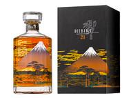 Hibiki 21 mount fuji