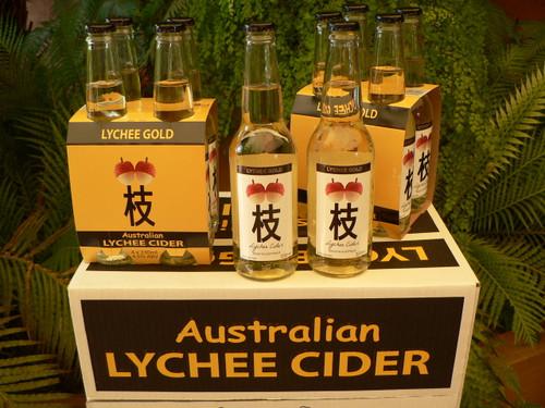 Lychee Gold Cider